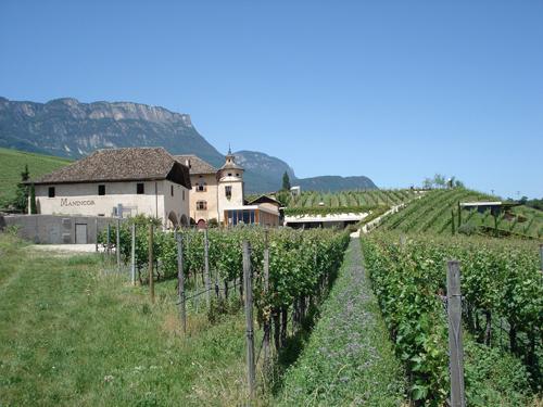 Weingut Manincor - Ansitz
