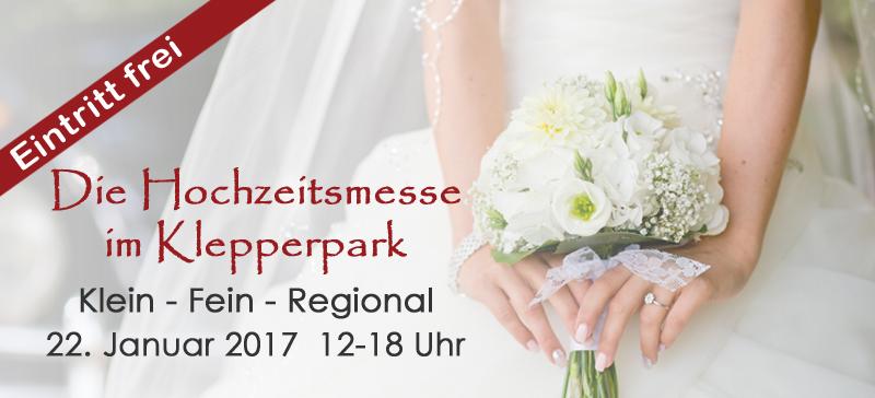 Die Hochzeitsmesse im Klepperpark