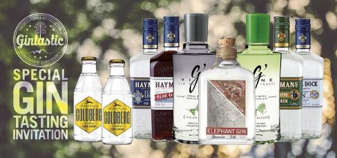 Einladung zum Gin Tasting