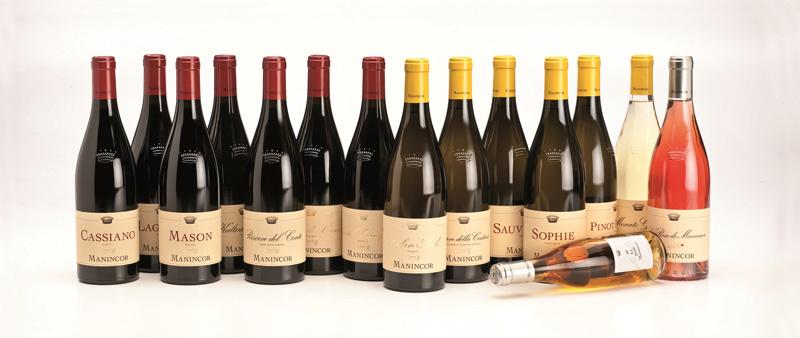 Weingut Manincor - Weine
