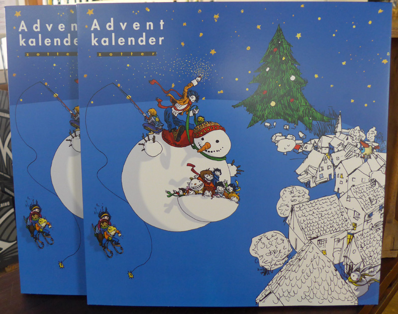 Zotter Adventskalender