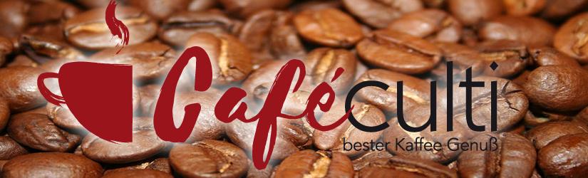 Speisekarte von CaféCulti