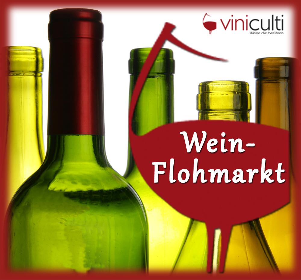 Weinflohmarkt